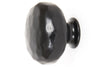 From The Anvil Black Hammered Knob - Large