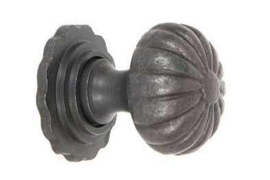 From the Anvil Beeswax Flower Cabinet Knob with Base 32mm
