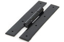 From the Anvil Black 7'' H Hinge (pair)
