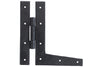 From the Anvil Black 7'' HL Hinge (pair)