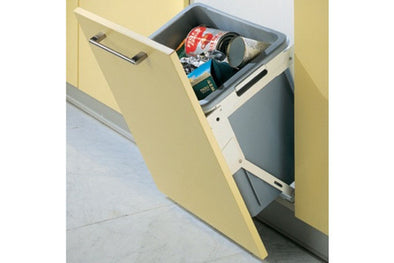 Hafele 30 litre Tilting Kitchen Waste Bin