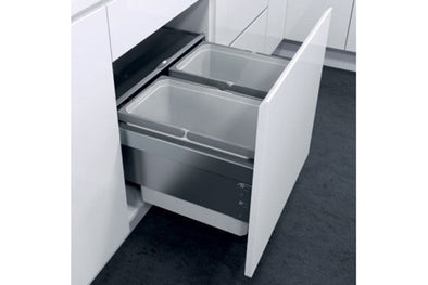 Hafele Oeko Liner Pull-Out Waste Bin For 450 Mm Cabinet Width