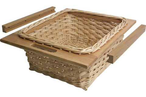 500mm Wicker Baskets Set