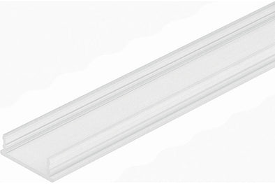 Loox diffuser cover profile for 12V LED flexible strip lights