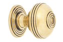 From The Anvil Aged Brass Prestbury Cabinet Knob 38mm