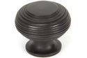 From the Anvil Aged Bronze Beehive Cabinet Knob - Large