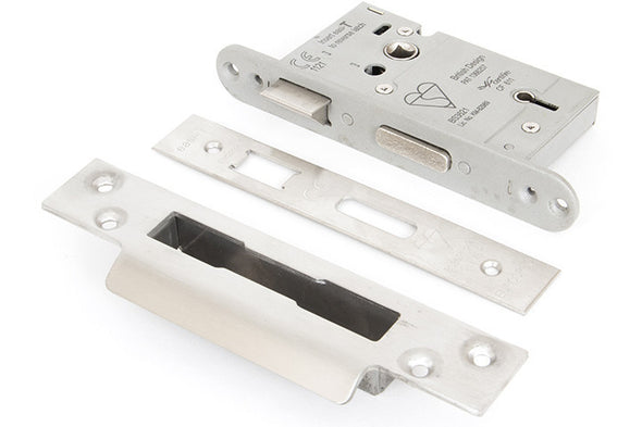 From the Anvil SSS 2'' 5 Lever Heavy Duty BS Sash Lock