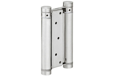 Double Action Spring Hinges 150mm SSS