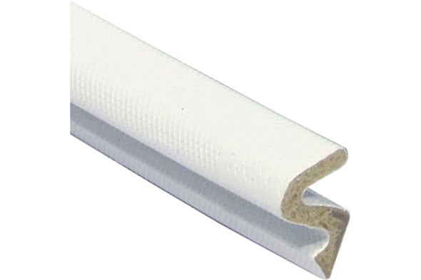 Aquamac 21 Door Seal White 250mm