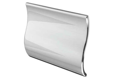 PWS Chrome Cabinet Wave Handle