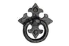Tudor Collection Matt Black Powder Coated Cabinet Pull  TC626