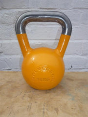 Woverson Fitness Cast Iron Kettlebell