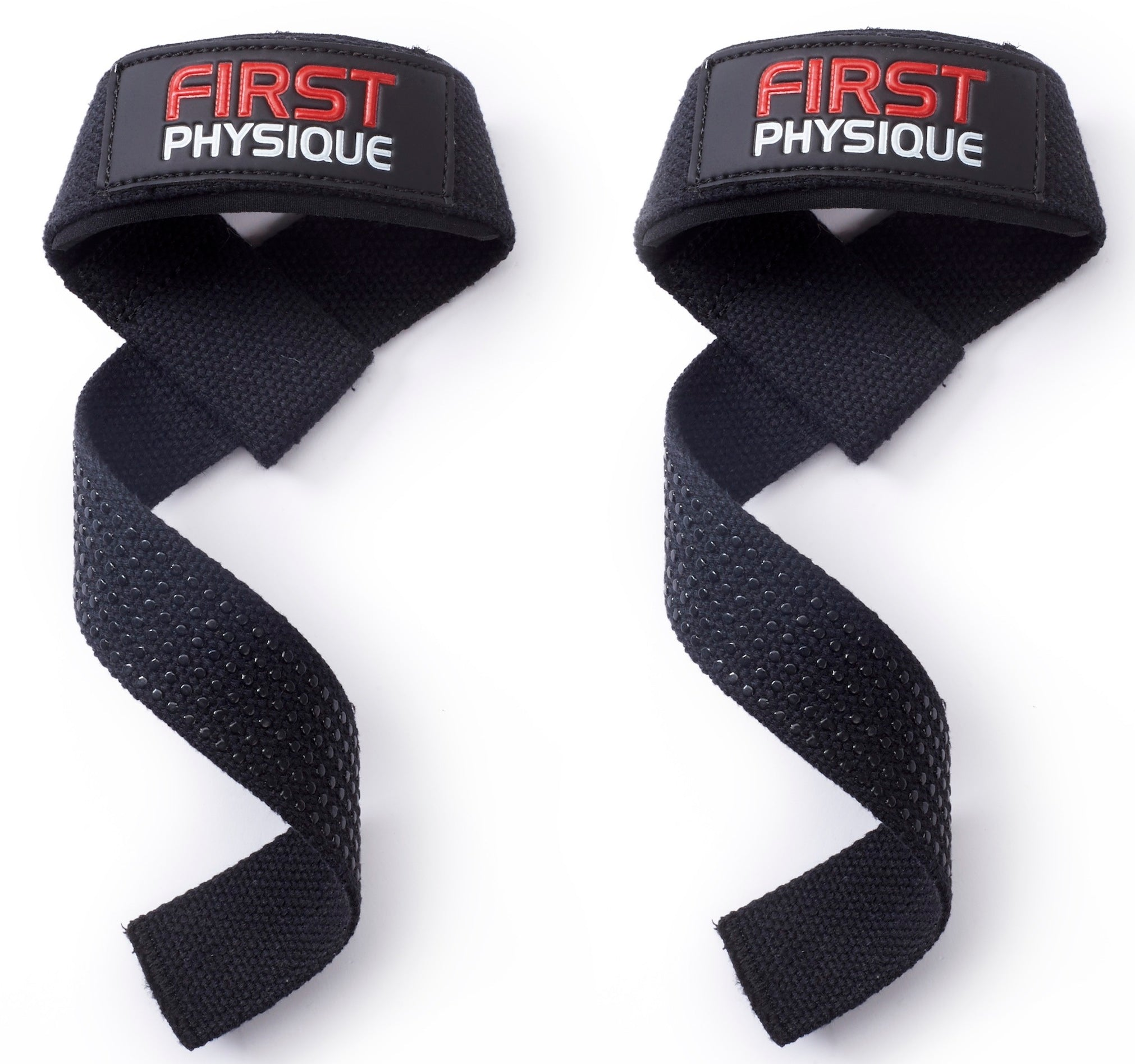 Weight Lifting Gym Straps for Wrist Support - First Physique
