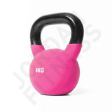 Neoprene Covered Kettlebell - First Physique
