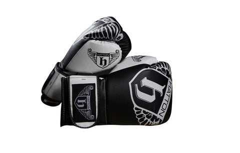 Hatton PU Sparring Gloves - First Physique