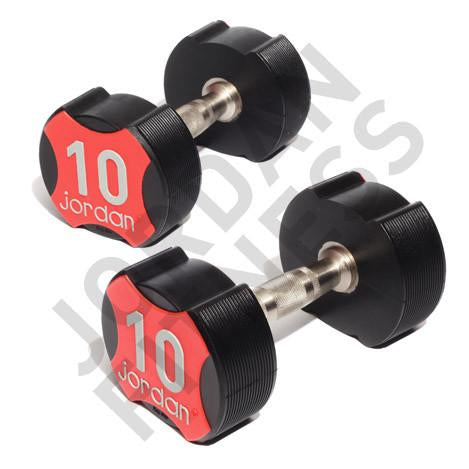 Jordan Ignite Urethane Dumbbell Pairs - First Physique