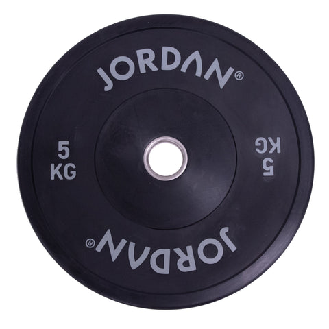 HG Black Rubber Bumper Plates - First Physique