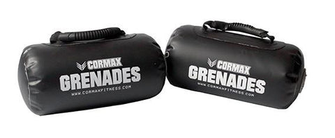 Cormax Grenades - First Physique