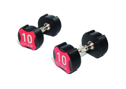 Ignite Urethane Dumbbells - Set - First Physique