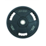 Jordan Classic Rubber Olympic Discs - First Physique