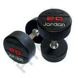 Jordan Urethane Dumbbells - First Physique