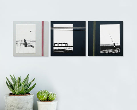 Set of 3 Wall Pictures | מארז 3 תמונות