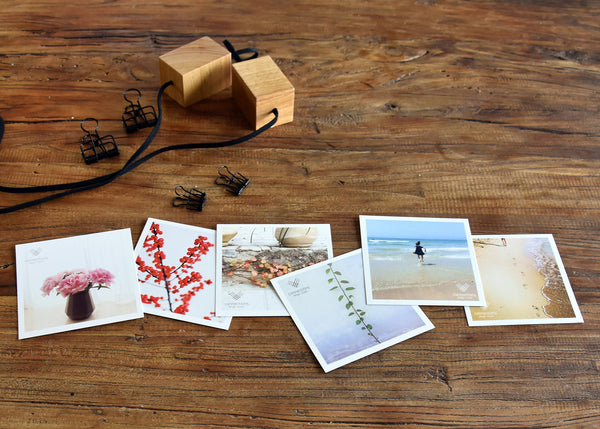 Photo hanging kit, polaroid picture display