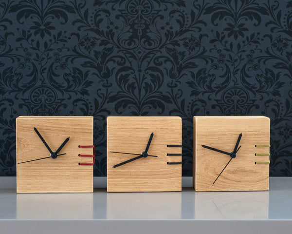 Desk Clock | Timeline - Studio Connections - 2