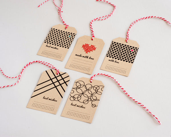 Gift Tags | Love / Star - Studio Connections - 2