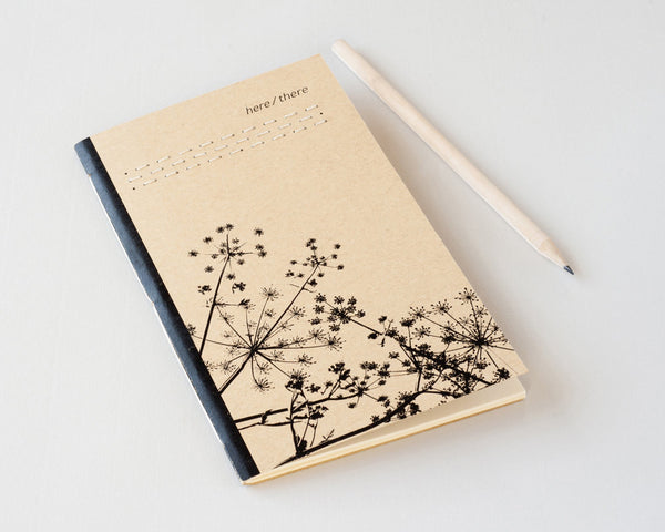 Embroidered Notebook | Bishbash - Studio Connections - 3