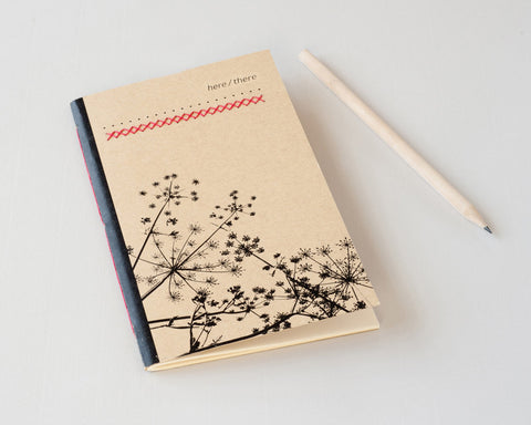 Embroidered Notebook | Bishbash - Studio Connections - 1