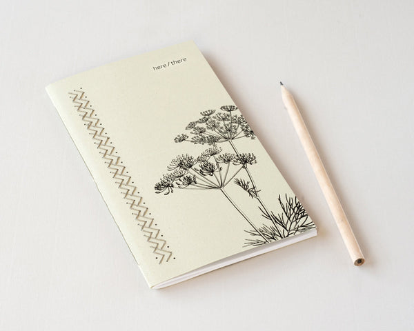 Embroidered Notebook | Huta - Studio Connections - 3