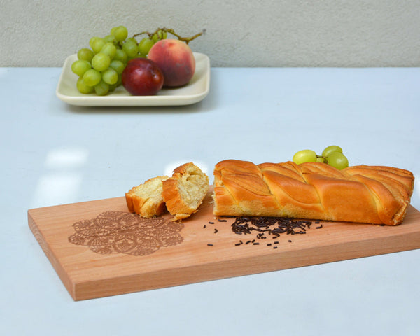 Cheese serving board, wood serving board, cake serving platter
