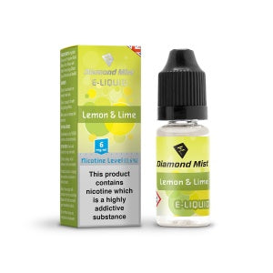 Diamond Mist - Lemon Lime