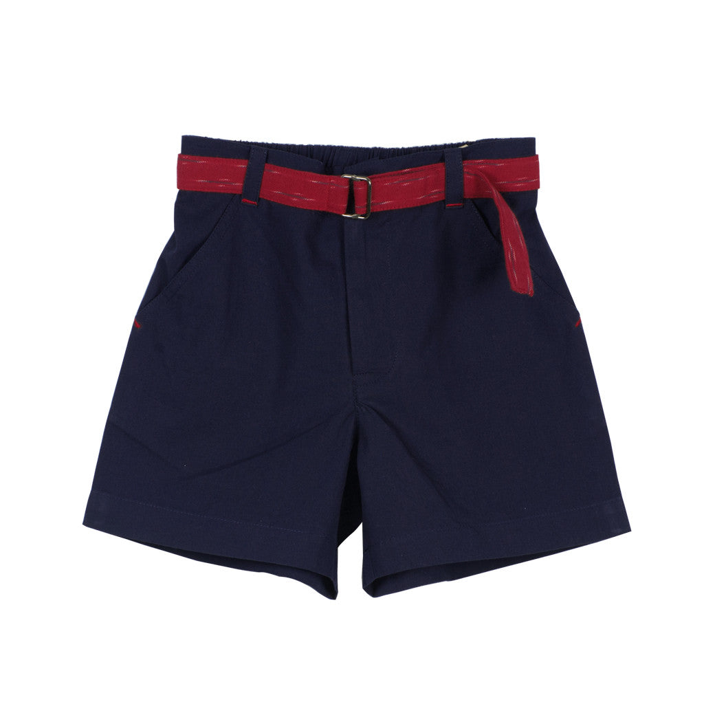 Boys' Shorts - Navy