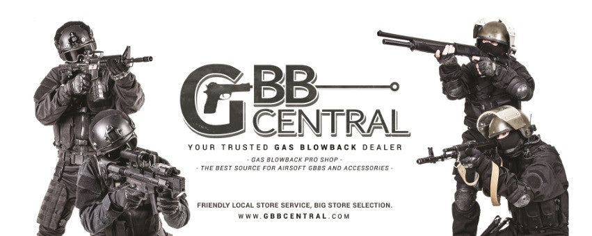 Gas Blowback Central online store is live!