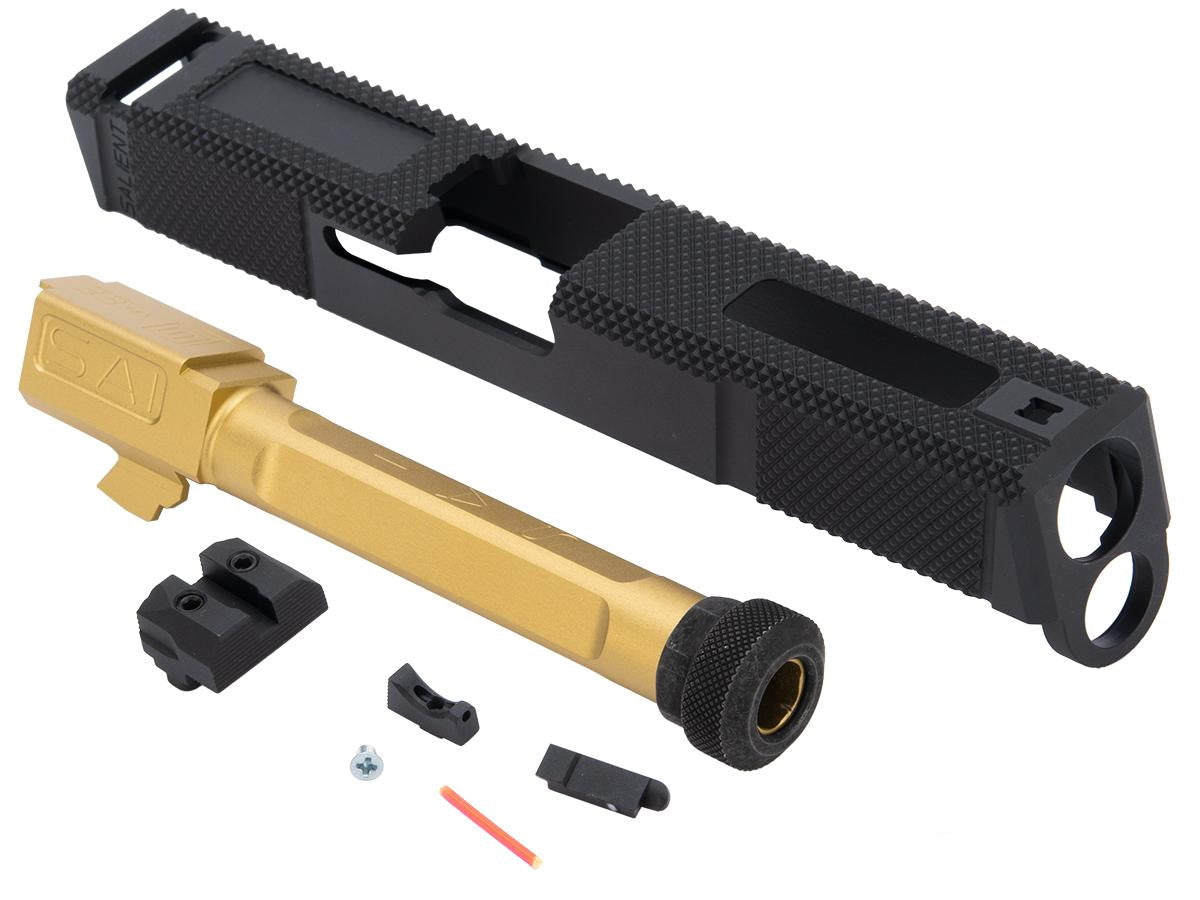EMG SAI Tier One Utility Slide Set for Airsoft GLOCK 17