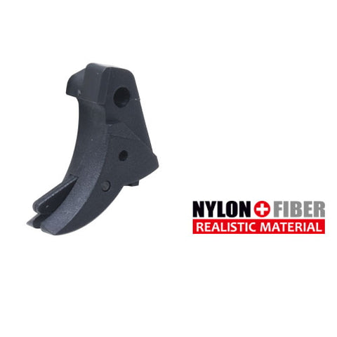 Guarder Smooth Trigger (Black) For TM 18C/22/34