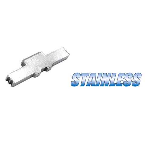 Guarder Steel Slide Lock (Stainless Original) For TM G-Series 17/18C/19/26/34