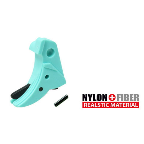 Guarder Ridged Trigger (Robin Egg Blue) For TM G-Series 17/26