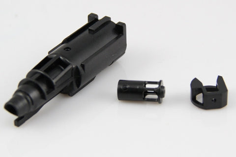 Guns Modify Reinforced High Flow Nozzle Set For Tokyo Marui G Series 17/26