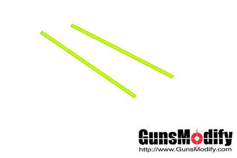 Guns Modify 2.0mm Fiber Optic Rod for Gun Sight (Green)
