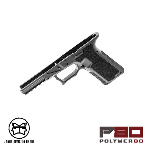 JDG Polymer80 Licensed P80 Frame for TM/WE 17 (Black)