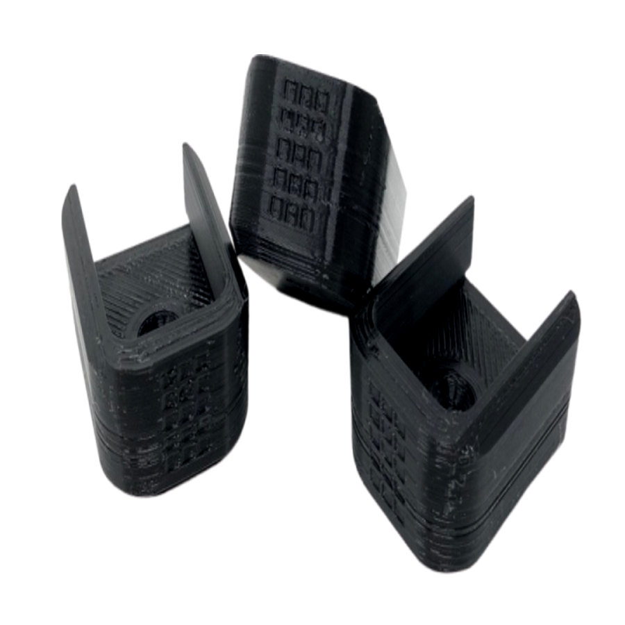 GBBCustom Ninja Magazine Base Plates For TM Hi-Capa (Set of 3)