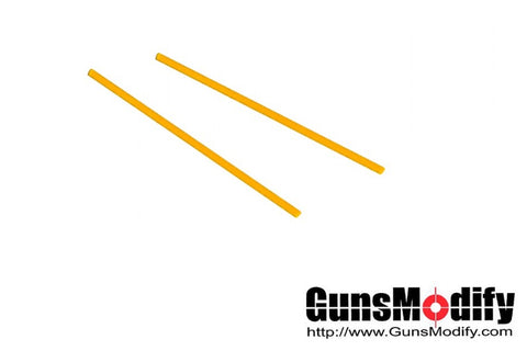 Guns Modify 1.5mm Fiber Optic Rod for Gun Sight (Orange)
