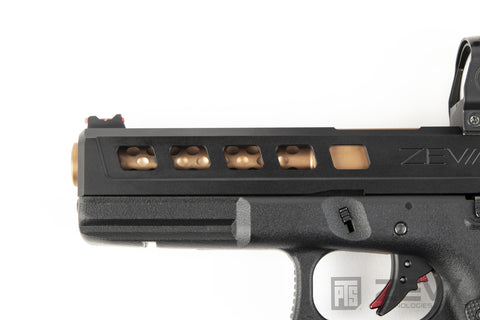 PTS ZEV DRAGONFLY SLIDE KIT For TM Tokyo Marui G17 Series Airsoft Gun