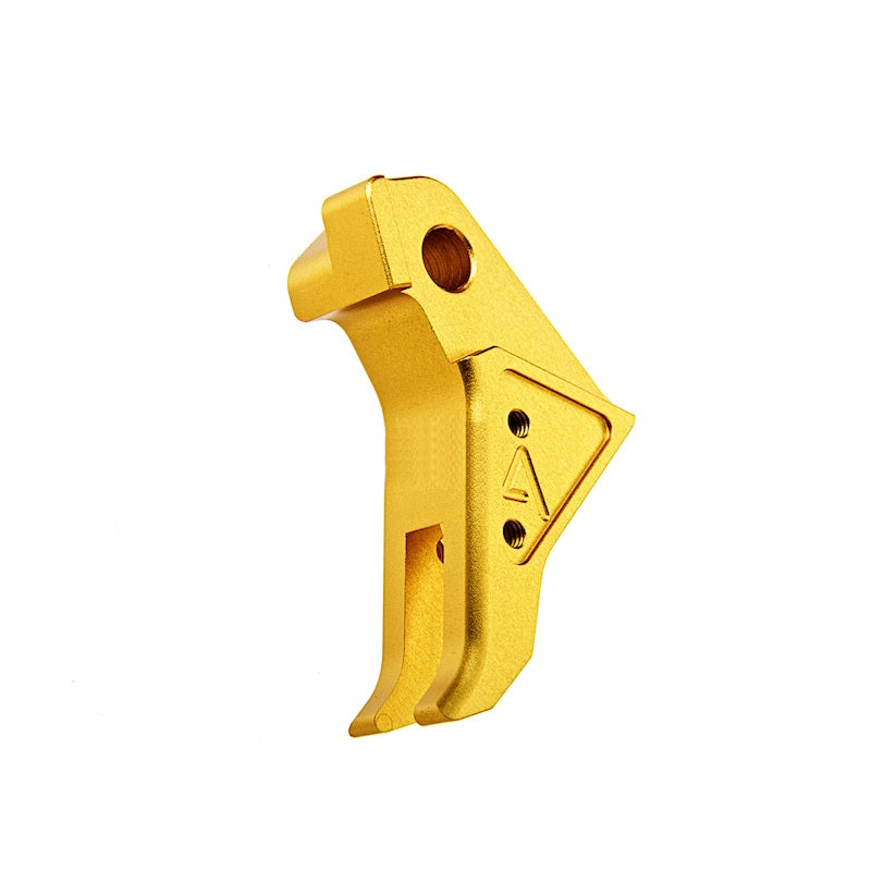 RWA Agency Arms Gold Trigger for Tokyo Marui Model 17