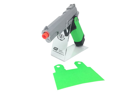 GBBCustom 5.1 Hi-Capa Shooter Ready Grip Tape (Zombie Green) For 2011/HI-CAPA Airsoft Pistols
