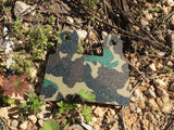 GBBCustom 5.1 Hi-Capa Shooter Ready Grip Tape (Woodland Camo) For 2011/HI-CAPA Airsoft Pistols