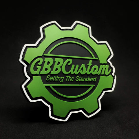 GBBCustom Patch - Legacy Green